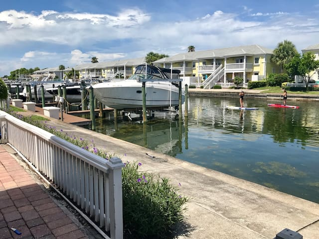 Waterside Villa at Coquina Key!