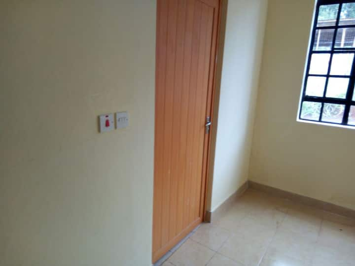 Serviced apartment Karatina, Nyeri Near Highway