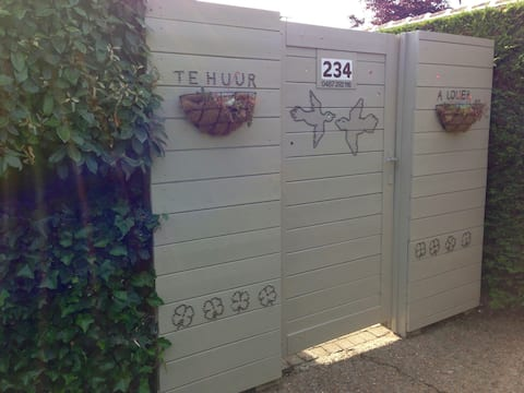 Sea Roses Cottage EXCLUSIF à Koksijde/Nieuwpoort