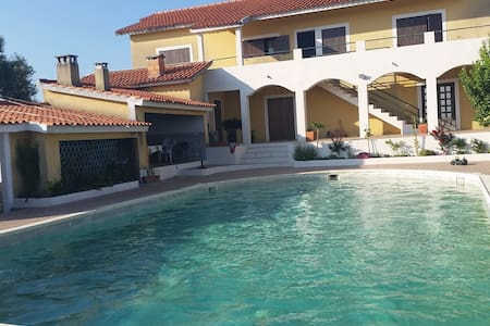 Family house with swimingpool and amazing views - Mogofores - Villa
