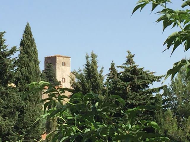 Zauber im Turm - in einem der schönsten Dörfer