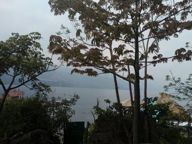 lac Atitlan: logement privé avec jardin à louer