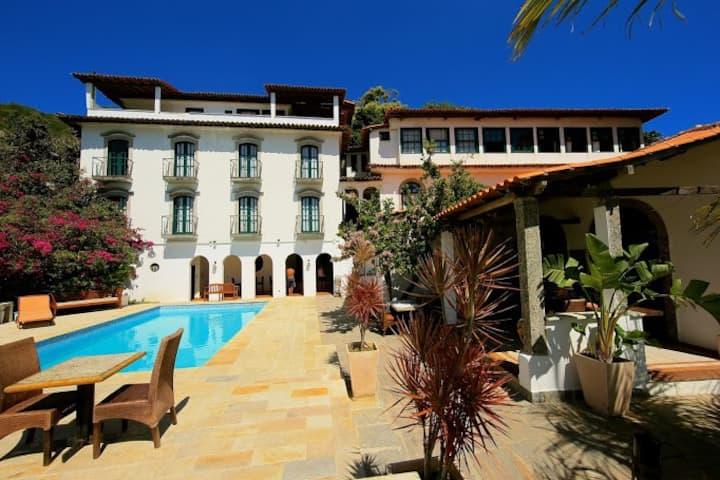 Guaratibali Residence:CASA com 6 Suites