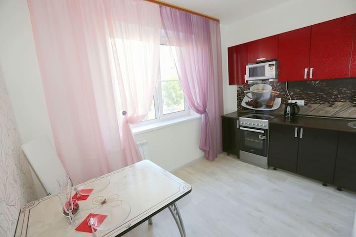 Апартаменты на Калмыцкой 36
