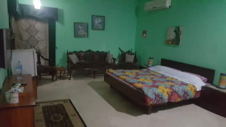 Private comfort Room Cavalry Ground Lahore