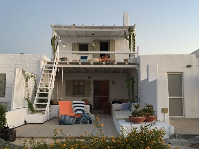 Exclusive House with Sea View in Paros, Naousa - Paros - House
