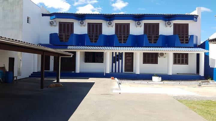 Loft para casal em Torres/RS (Loft Azul)