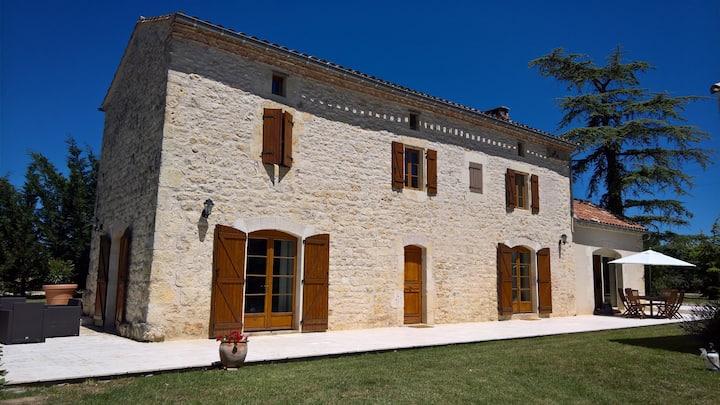Magnifique maison en pierre