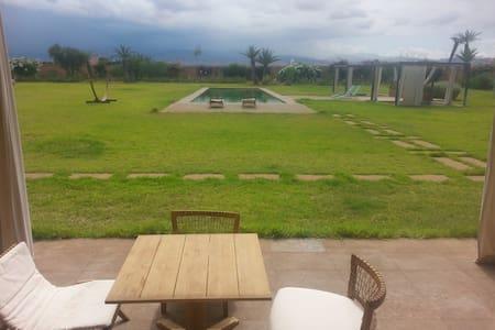 Villa sami ourika - Marrakech