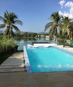 espectacular casa para descanso y vacaciones - Girardot - Casa