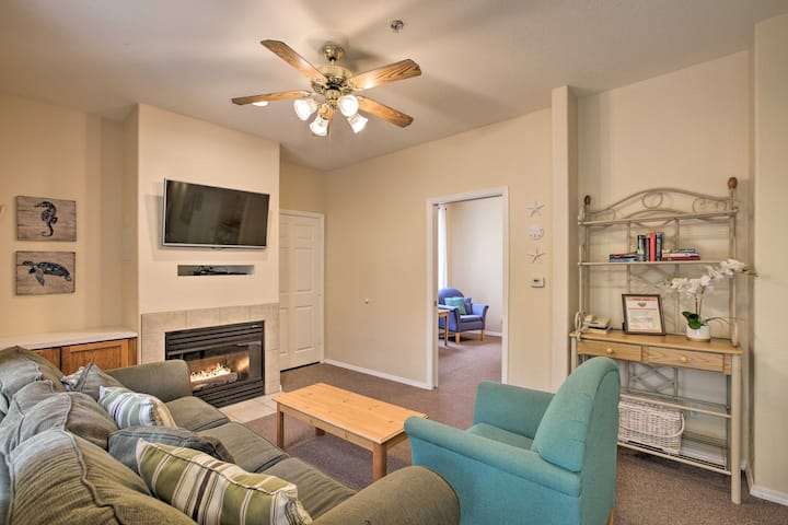Cozy Condo w/ Hot Tub - 2 Blocks to Oceano Dunes!