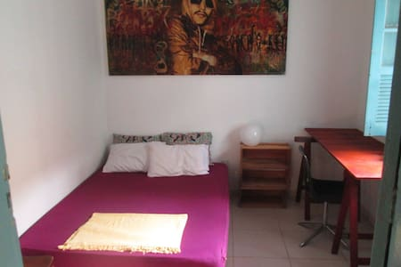Room in cosy house between St. Tereza and Lapa - Rio de Janeiro - House