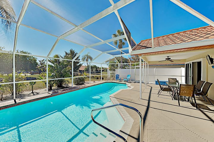 Pristine Home | Lanai & Private Pool