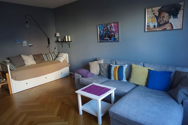 Appartment very close to Messe Basel - Basel - Leilighet