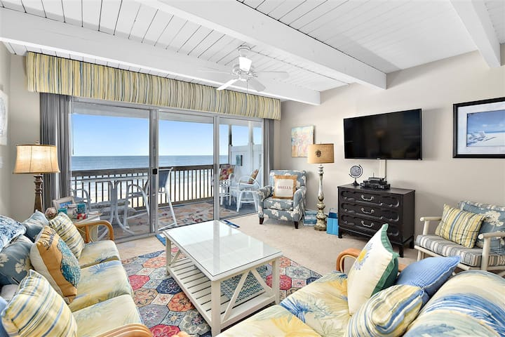Just Beautiful! 1 Bedroom Ocean Villa Condo in Midtown OC!
