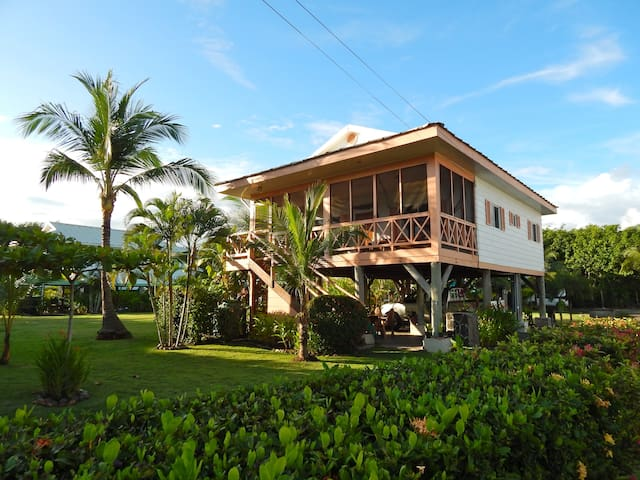 Beautiful Bungalow 50yards from Playa Hermosa! - Playa Hermosa - Bungalow