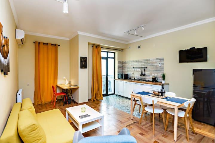 charming apartment - Oda Laila in Tbilisi