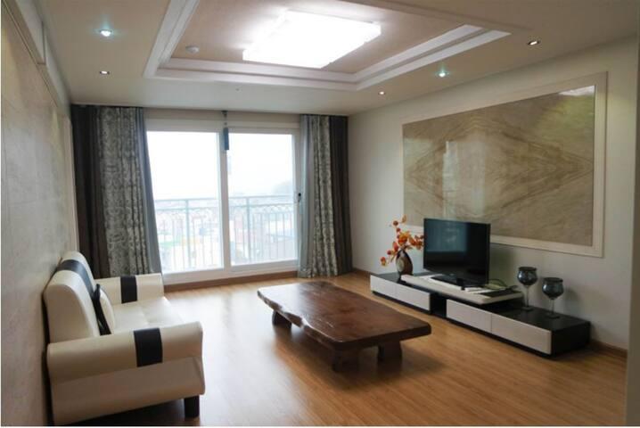 푸른수지하우스 - Ganggu-myeon, Yeongdeog - Apartamento