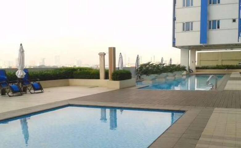 High Rise Living in Quezon City - Quezon City - Apartment