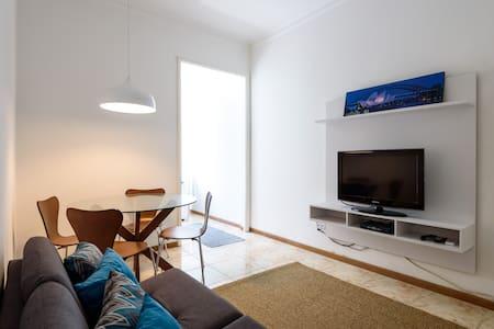 Injoy Apartments Leblon - 380 - Rio de Janeiro - Apartment
