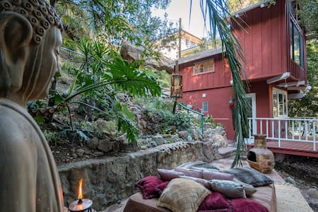 Magical Topanga GuestHouse Hideaway - Topanga