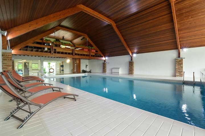 Modern Mansion in Aubel with Private Pool