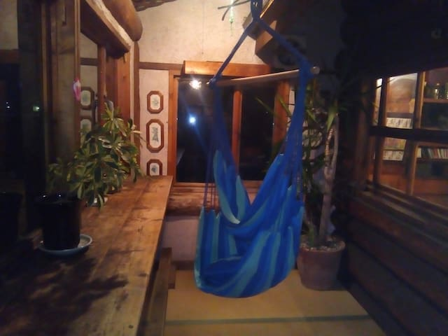 Gusethouse Nizinotane Privateroom ゲストハウス虹のたね 個室 - 橿原市 - Haus