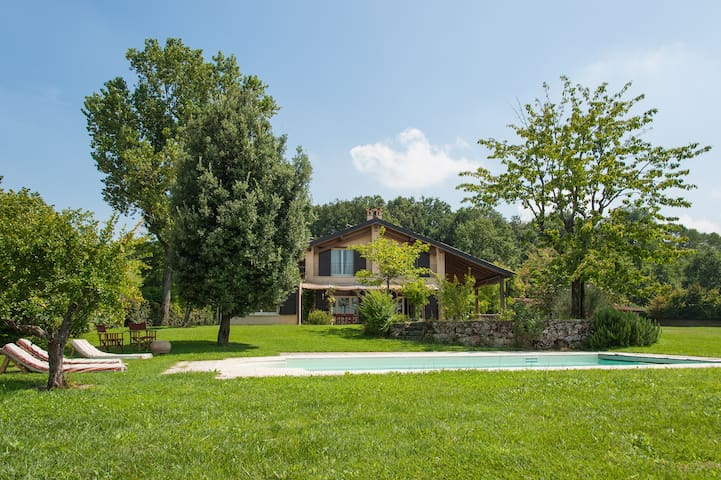 Exclusive Villa with pool in Emilia for 8 person - Carpaneto Piacentino - Вилла