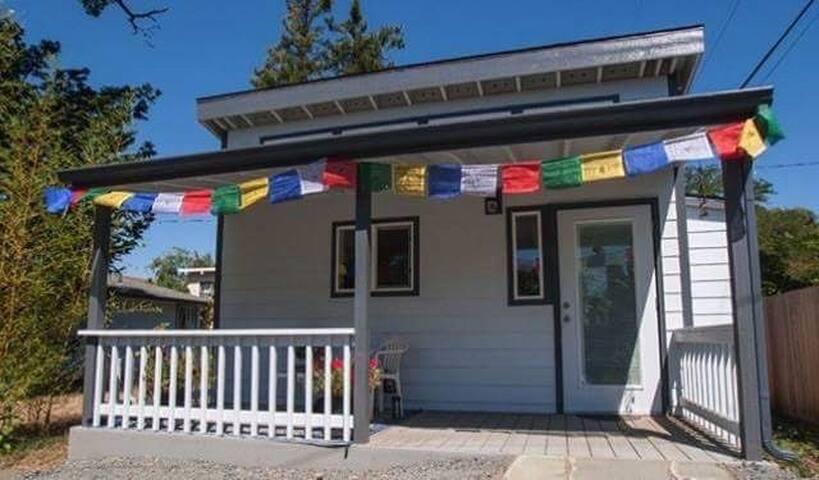NEW tiny house. - Eugene - Casa
