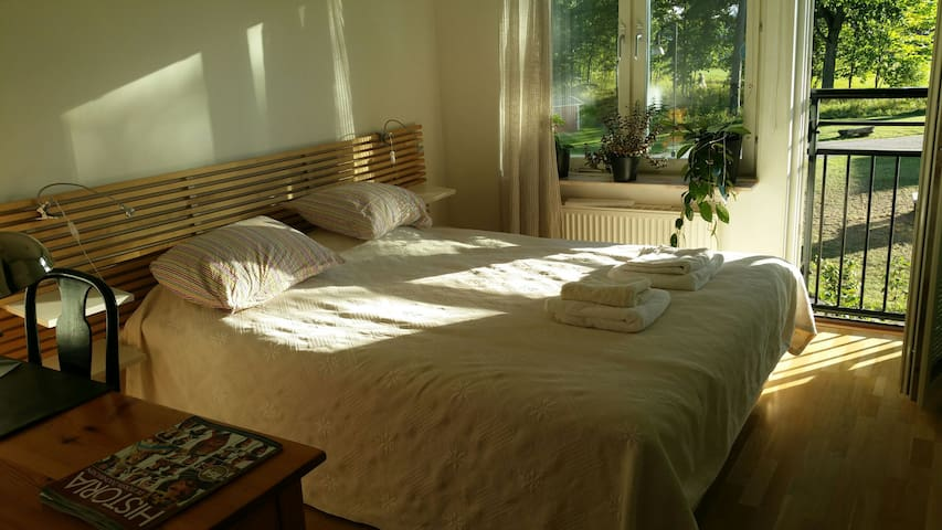 B&B near the University of Agriculture (SLU) - Uppsala - Daire