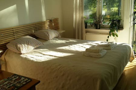 B&B near the University of Agriculture (SLU) - Uppsala