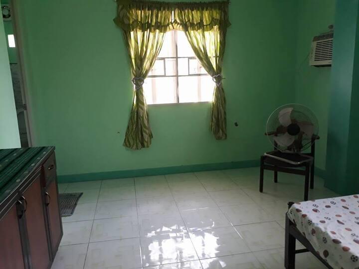 Room near BUCAF, Guinobatan, Albay