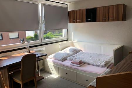 Sonniges Zimmer in Münster Uni Klinikum/Zentrum