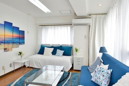 国際通りTropic Ocean Room@International St Makishi - Naha-shi - Apartmen