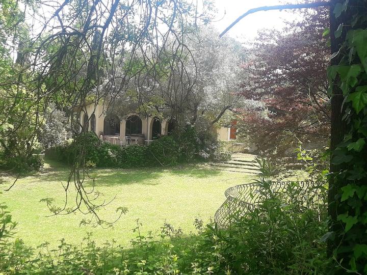 The Bracciano house
