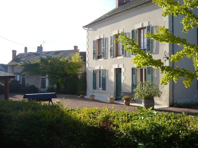 Le Champs du puits - Saint-Pierre-le-Moûtier