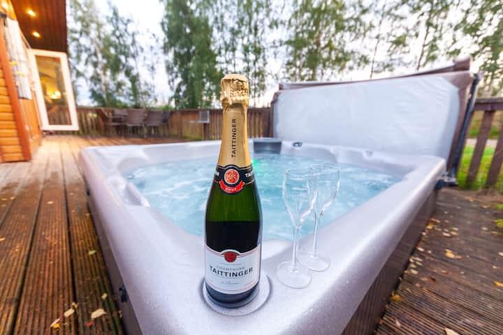 8 Berth Luxury Lodge Royal Deeside