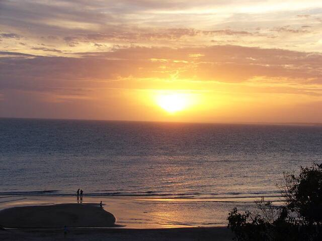 Frente al mar,  increíbles vistas. - Atlántida - Huoneisto