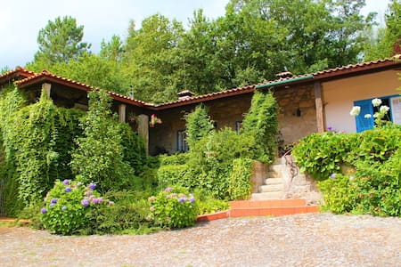 The Stone House - Rural and Touring Vacations - Calvelo - Huis