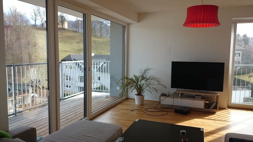 Schöne Wohnung im Zentrum von Gmunden - Gmunden - 公寓