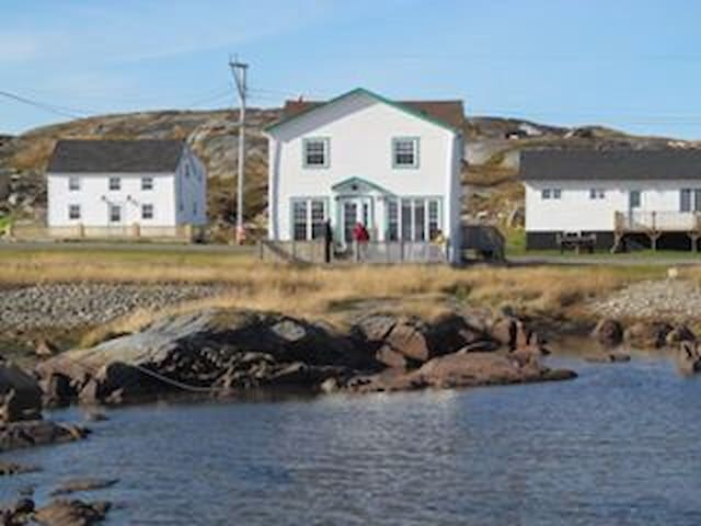 Bed & breakfast on Tilting harbour