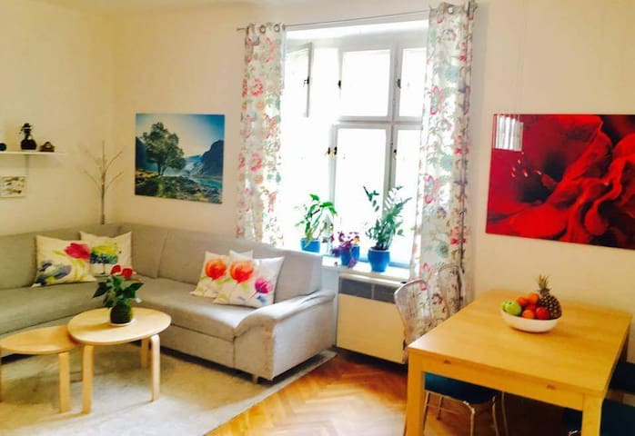 Feng Shui room near Prague Castle