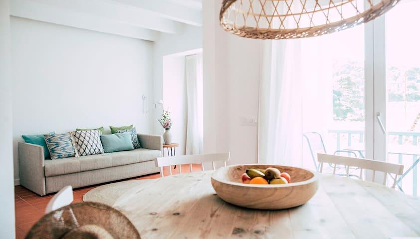 Hostal Ses Negres - Apartamento Playa de Sa Riera