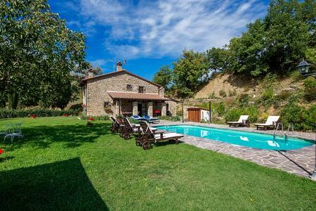 PODERE IL CASTELLO - Arezzo - Villa