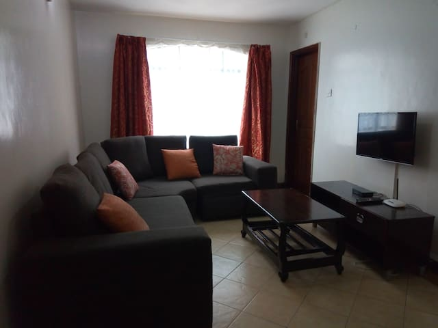 Cozy 2 Bedroom Apartment in the heart of Nairobi