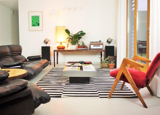Maison chaleureuse et lumineuse - Cissé - Maison