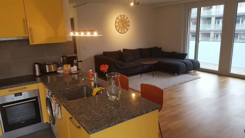 Brand new  78m2 apartment next to trams N.12/18