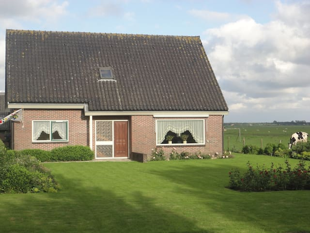 Country house in the Beemster nearby Amsterdam - Middenbeemster - Hus