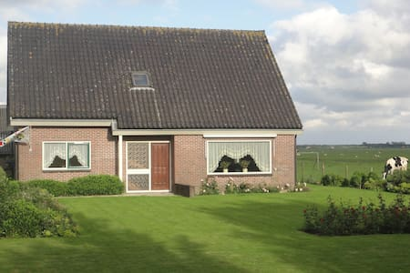 Country house in the Beemster nearby Amsterdam - Middenbeemster - Casa