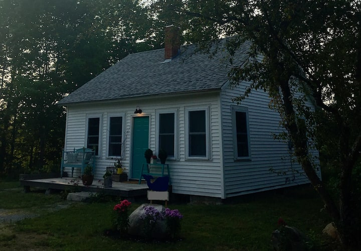 Crabapple Cottage in Blue Hill, Maine